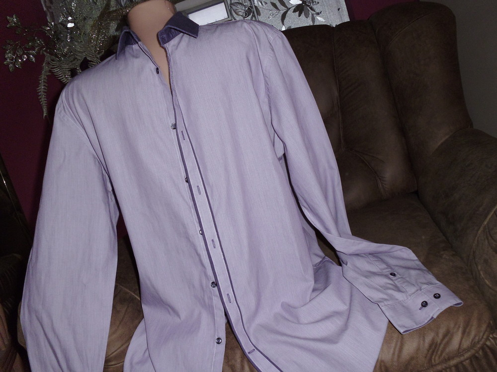 Рубашка рр41 бренд Next фото №1