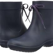 Ботинки сапоги crocs Freesail Rain Boot  37-38 р