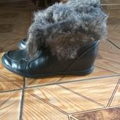 Ботинки ,сникерсы,демисезонные Centro,36р.