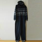 175-185 см Cedar Wood State как новая флисовая комбинезон пижама ромпер человечек. Длина - 160 см, ш