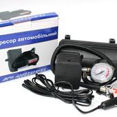 Новый  автомобильный компрессор 12V / 300PSI (электрический насос)