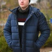 Мужская зимняя куртка 46-50р