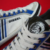 Кеды Diesel оригинал 40 размер