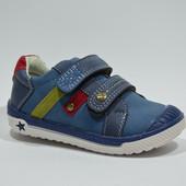 Туфли на липучках 138