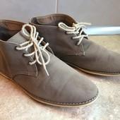 Ботинки Zara размер 42 по стельке 28см, отл.сост.