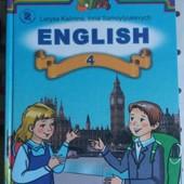 Продам учебник по английскому языку для 4 класса