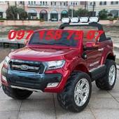 Детский электромобиль Ford Ranger полноприводный , мягкие колеса , 2.4