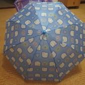 Зонт - тросточка.Очень качественный.
