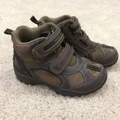 Деми Ботинки 15,5 см. Кожа. США.