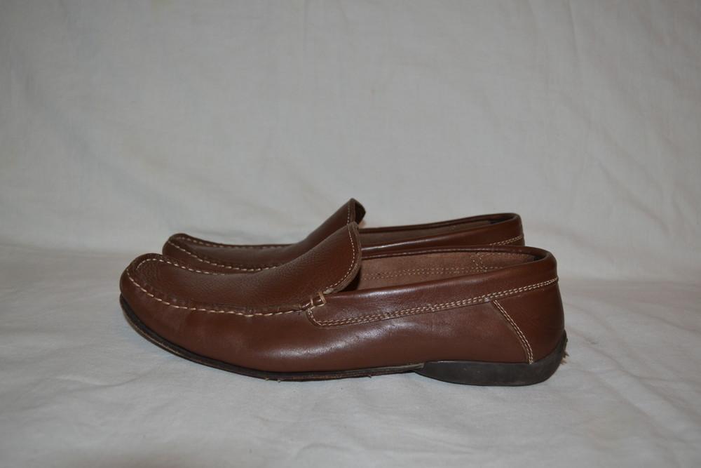 кожаные туфли Bristow, р. 42 фото №1