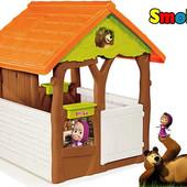 Домик  Smoby 810600 Маша и Медведь