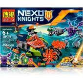 Конструктор Bela Nexo Knights Слайсер Аарона 10593