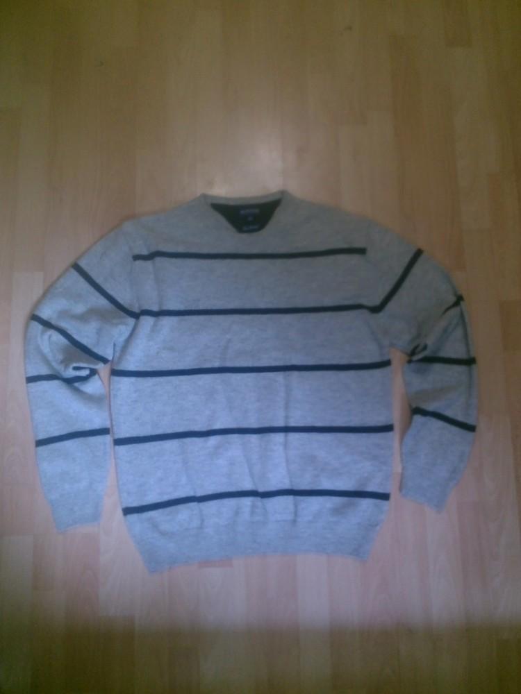 Фирменная кофта свитер шерстяной XXL фото №1