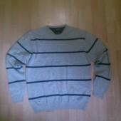 Фирменная кофта свитер шерстяной XXL