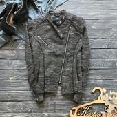 Куртка пиджак косуха H&M р-р С
