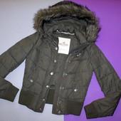 Куртка Holliste отличное состояние XS-S