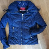 Классная стильная куртка Laura di Sapri 32 р в отличном состоянии