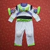 Продаю!!! 2-3 года Карнавальный костюм Базз История игрушек Toy Story, б/у.