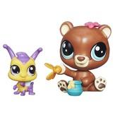 Медвежонок Littlest Pet Shop оригинал Hasbro