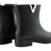 Резиновые ботинки Код-Kn-401