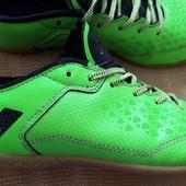 Кроссовки футзалки оригинал Adidas sala р.34-21см.