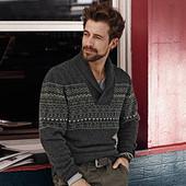 Пуловер свитер Tchibo. Шерсть. М, XL