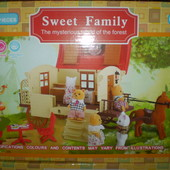 Зверюшки Happy family аналог Sylvanian Families