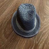 Шляпа H&M на обьем головы 49 см, на рост 86 см, возраст 12-18 мес.