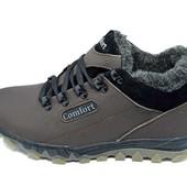 Кроссовки мужские зимние на меху Comfort Stael 92