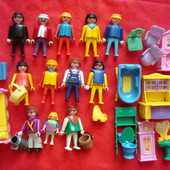 Playmobil Плаумобил человечки аксессуары
