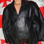 Фирменная кожаная курточка бренд Alligator (Алигатор) л-хл .