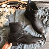 Мужские кожаные ботинки Marko Polo p-p 41