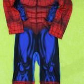 3-5 лет карнавальный костюм человек-паук, Spider-Man, Marvel, George 98-104см