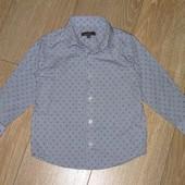 Рубашка на 4 года (104см). Новая.