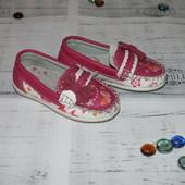Легкие и удобные туфельки для самых маленьких ножек