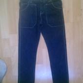 Фирменные джинсы 6-7 лет