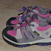 Timberland 25р Оригинал. Gore-tex ботинки кожаные.,еврозима. демисезон