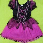 3-4 года Карнавальное платье Принцески, 98-104см George