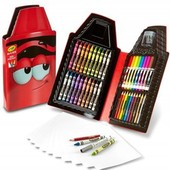 Пенал для творчества Crayola tip tool Kit. США.