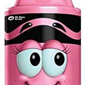 Пенал для творчества Crayola tip tool Kit. розовый, красный. США.