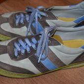 Кожаные кроссовки  Bagatt 43 р., 28.5 см
