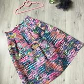 Стильная юбка миди Graffith,размер М, состояние новой