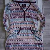 Love to lounge теплое платье кофта для дома р 20-22