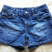 Шорты джинсовые фирмы Old Navy размер 12