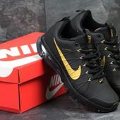 Кроссовки мужские Nike Flywire black/gold 45р