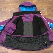 высококачественная лыжная термо-куртка, как новая, р.М (наш 44-46)