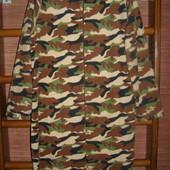 Пижама флисовая, размер ХL рост до 190 см