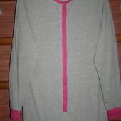 Пижама флисовая, размер S/M,рост до 170 см