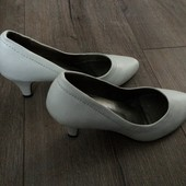Белые туфли, свадебные
