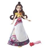 Кукла Белль сказочная волшебная юбка Дисней disney princess belle